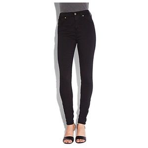 Lucky brand high rise Olivia skinny jeans